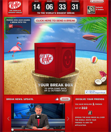 Kit Kat: Break Box