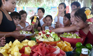 Programma globale Healthy Kids di Nestlé in Messico